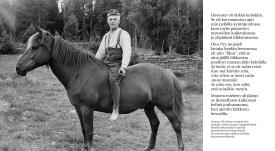 Hevonen oli tärkeä kotieläin.