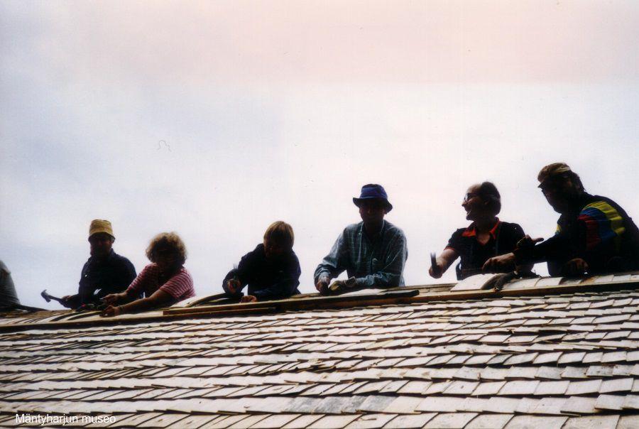 1991-paretalkoissa-rauhalan-riihella