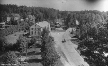 Salmela 1930-1940-luvulla. Kuva: Mäntyharjun museo, kuvaaja: Nestor Kurvinen.