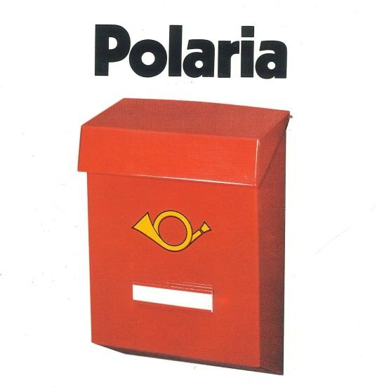 Postilaatikko vuodelta 1985.