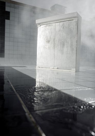 Hyvää kosteudensietokykyä on viime vuosina korostettu Vakiometallin markkinoinnissa. Kuva: Kimmo Syväri.