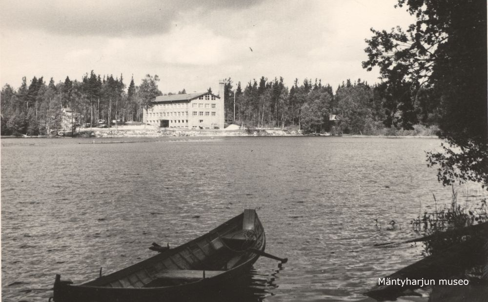 Mjun Kenkätehdas 50-luvun lopulla.jpg